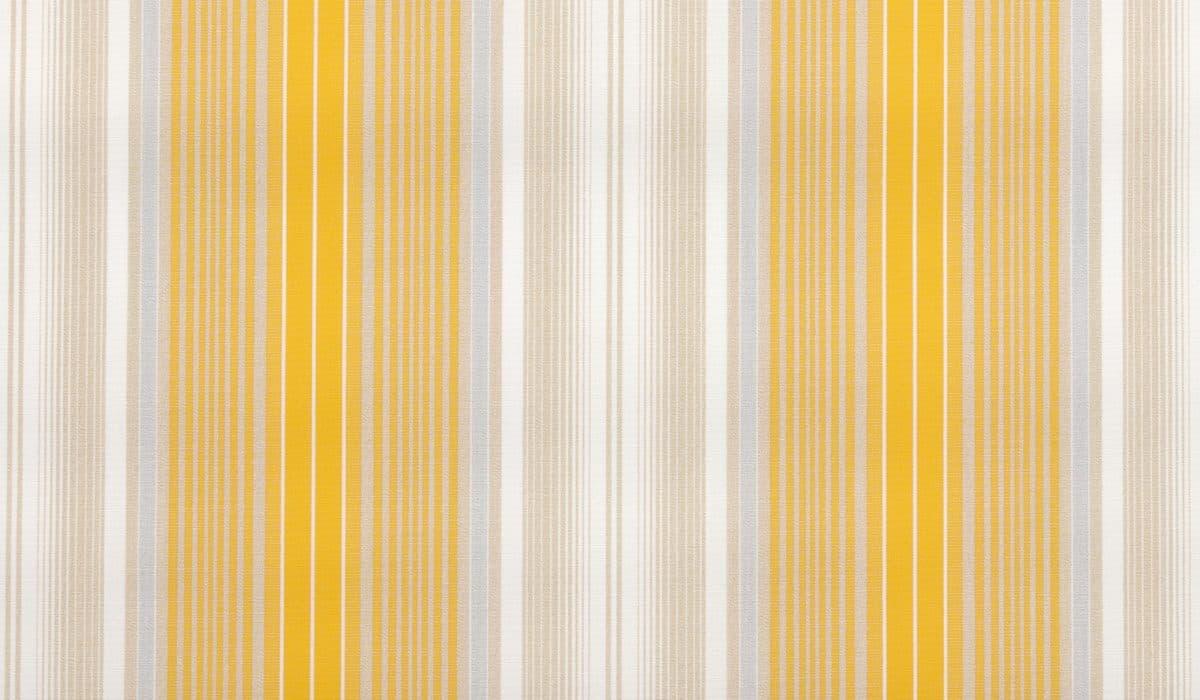 Markisväv 5167-12 - Ljushärdighet: 7-8 på en 8:a gradig skala - Komposition: 100% spinnfärgad akryl - Tvättbarhet: Ljummen tvållösning (max 30º C)