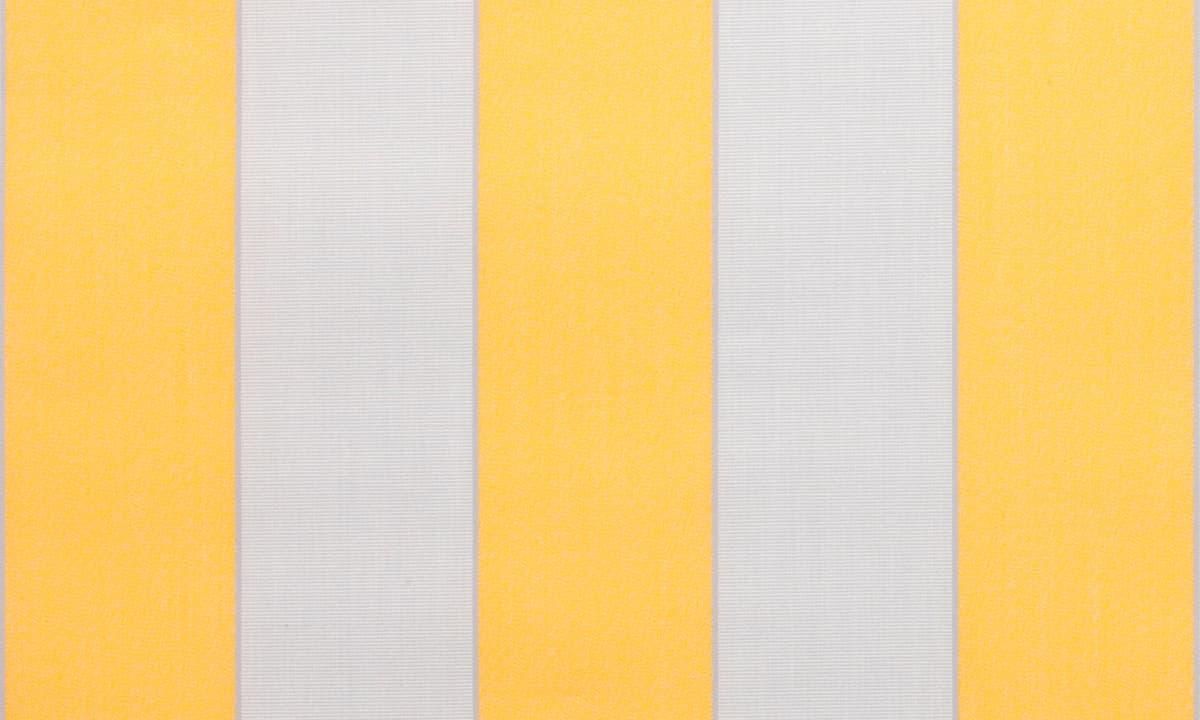 Markisväv 5173-12 - Ljushärdighet: 7-8 på en 8:a gradig skala - Komposition: 100% spinnfärgad akryl - Tvättbarhet: Ljummen tvållösning (max 30º C)