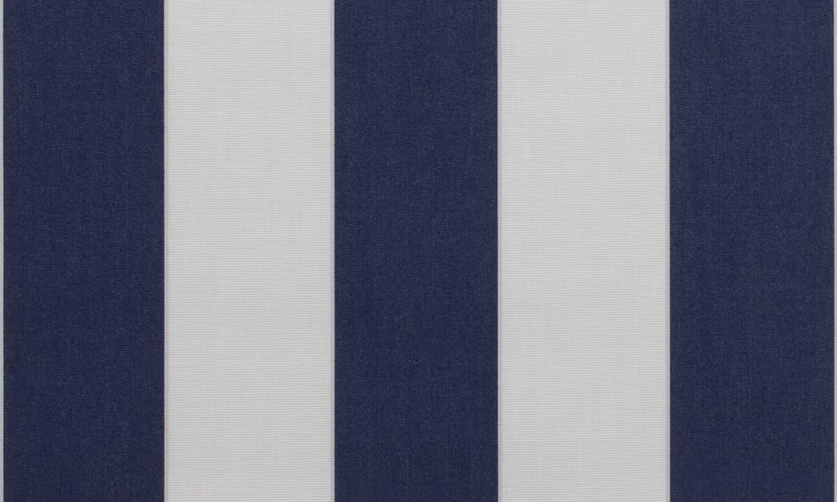 Markisväv 5173-75 - Ljushärdighet: 7-8 på en 8:a gradig skala - Komposition: 100% spinnfärgad akryl - Tvättbarhet: Ljummen tvållösning (max 30º C)