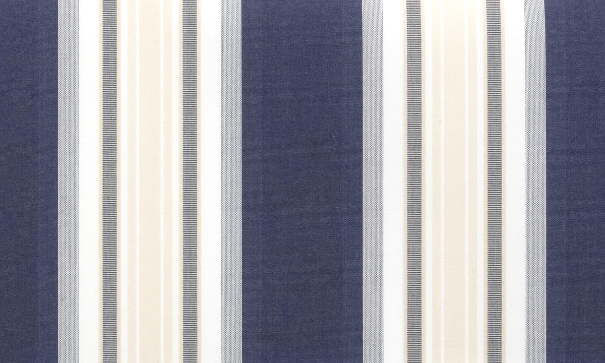Markisväv 641-10 - Ljushärdighet: 7-8 på en 8:a gradig skala - Komposition: 100% spinnfärgad akryl - Tvättbarhet: Ljummen tvållösning (max 30º C)