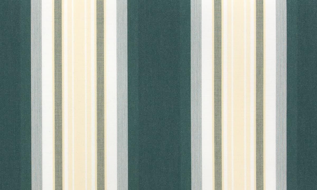 Markisväv 641-05 - Ljushärdighet: 7-8 på en 8:a gradig skala - Komposition: 100% spinnfärgad akryl - Tvättbarhet: Ljummen tvållösning (max 30º C)