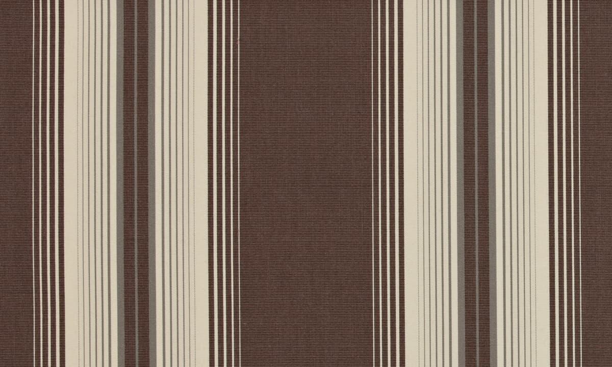 Markisväv 968-57 - Ljushärdighet: 7-8 på en 8:a gradig skala - Komposition: 100% spinnfärgad akryl - Tvättbarhet: Ljummen tvållösning (max 30º C)