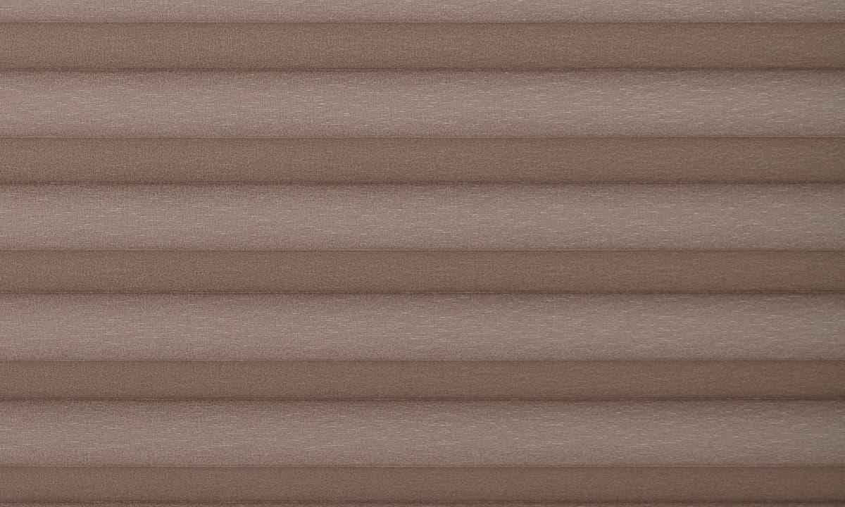 Plisséväv Basel 1239 - Semitransparent - Flamskyddad - Lämplig i fuktig miljö - Komposition: 100% polyester - Ljusäkthet (färgäkthet): ≥ 5-7 beroende på färg - Prisgrupp E