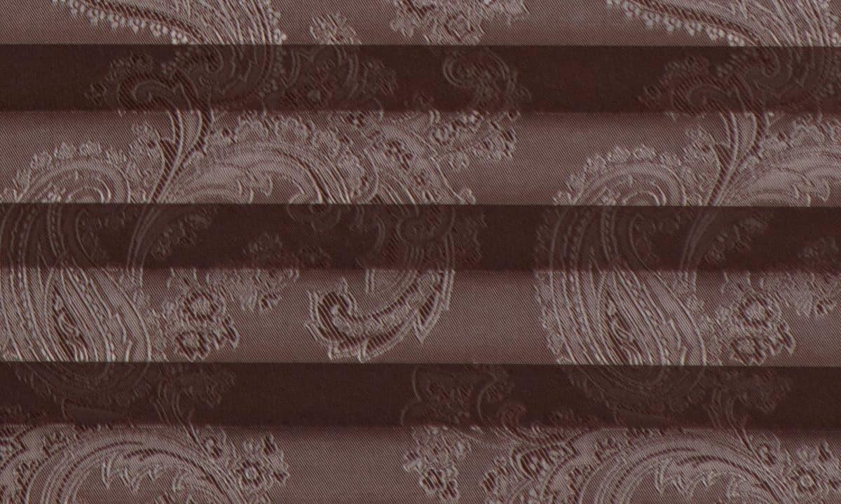Plisséväv Jaipur 6206 - Semitransparent - Lämplig i fuktig miljö - Komposition: 100% polyester - Ljusäkthet (färgäkthet): ≥ 6-7 beroende på färg - Prisgrupp 1