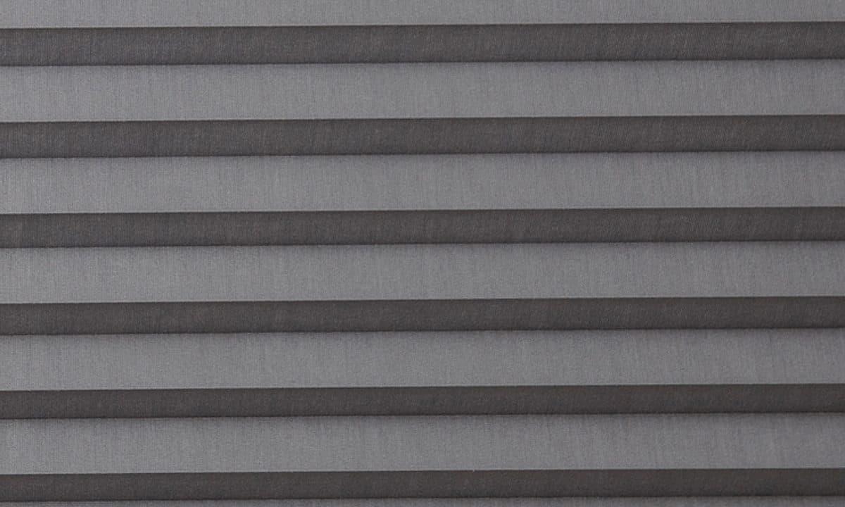 Plisséväv Bari 5454 - Transparent - Flamskyddad - Lämplig i fuktig miljö - Komposition: 100% Trevira CS - Ljusäkthet (färgäkthet): ≥ 5-7 beroende på färg - Prisgrupp 1