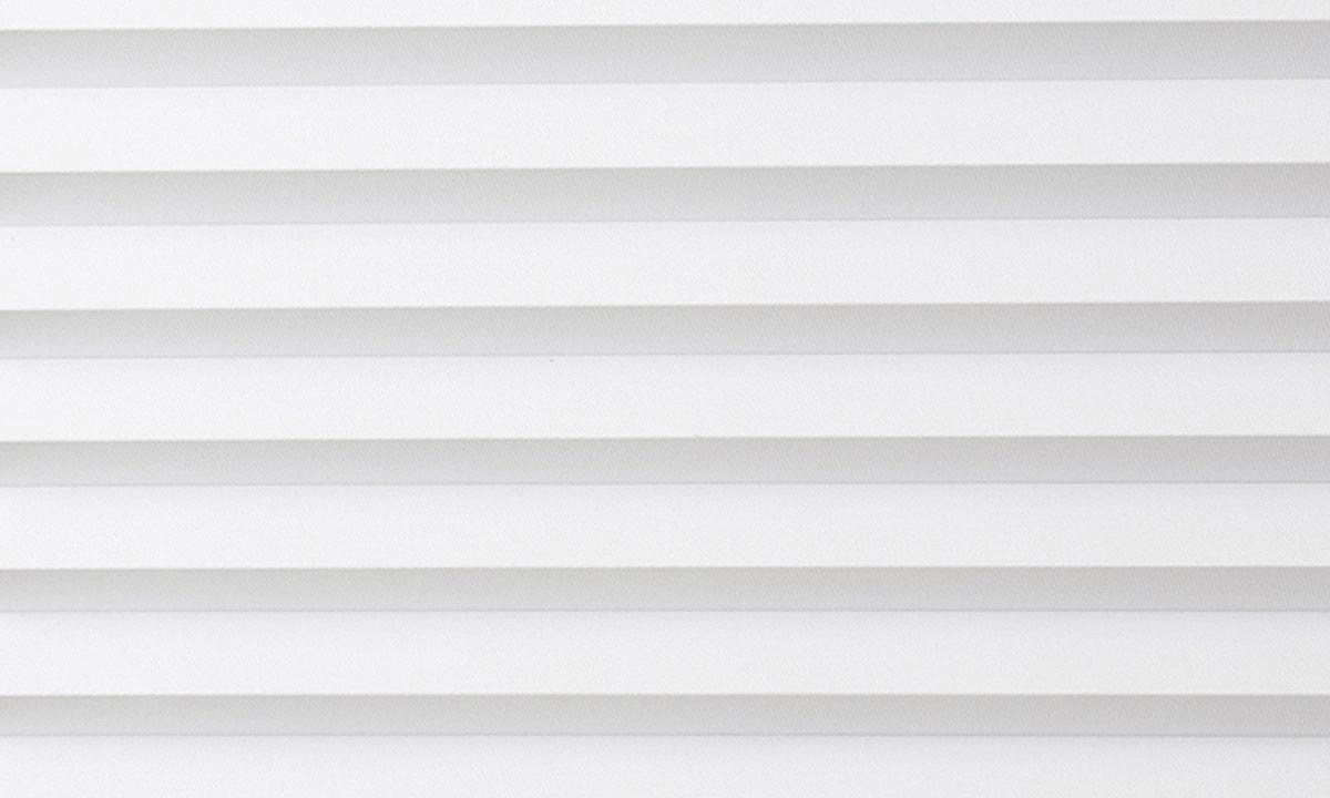 Plisséväv Lund Bo 7376 - Mörkläggande - Lämplig i fuktig miljö - Komposition: 100% polyester - Ljusäkthet (färgäkthet): ≥ 5-7 beroende på färg - Prisgrupp 2