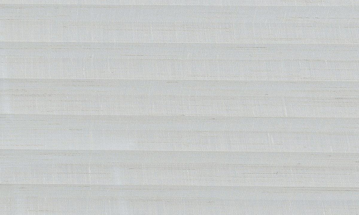 Plisséväv Sinai 8202 - Ultratransparent - Lämplig i fuktig miljö - Komposition: 95% polyester, 5% lin - Ljusäkthet (färgäkthet): ≥ 5-7 beroende på färg - Prisgrupp 1