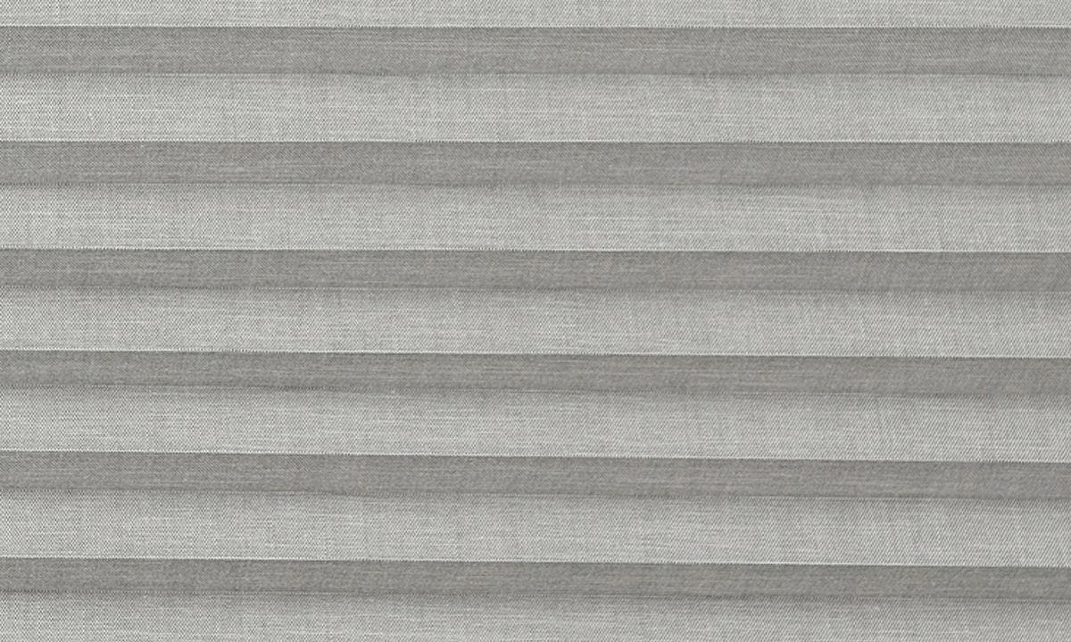 Plisséväv Nevada 8905 - Transparent - Lämplig i fuktig miljö - Komposition: 100% polyester - Ljusäkthet (färgäkthet): ≥ 5-7 beroende på färg - Prisgrupp 2