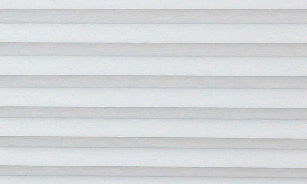 Plisséväv Tigris pearl 1455 - Semitransparent - Lämplig i fuktig miljö - Komposition: 100% polyester - Ljusäkthet (färgäkthet): ≥ 5-7 beroende på färg - Prisgrupp 1