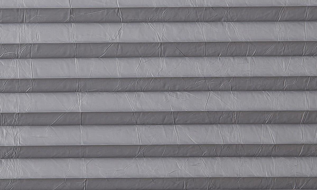 Plisséväv Crush pearl 7100 - Semitransparent - Lämplig i fuktig miljö - Komposition: 100% polyester - Ljusäkthet (färgäkthet): ≥ 5-6 beroende på färg - Prisgrupp 1
