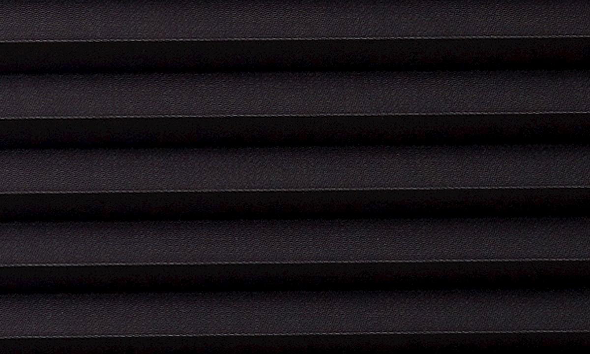 Plisséväv Lund Bo 7377 - Mörkläggande - Lämplig i fuktig miljö - Komposition: 100% polyester - Ljusäkthet (färgäkthet): ≥ 5-7 beroende på färg - Prisgrupp 2