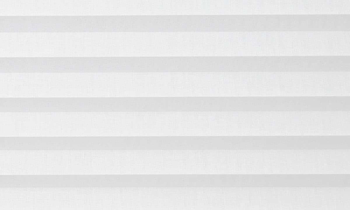 Plisséväv Bari 5450 - Transparent - Flamskyddad - Lämplig i fuktig miljö - Komposition: 100% Trevira CS - Ljusäkthet (färgäkthet): ≥ 5-7 beroende på färg - Prisgrupp 1
